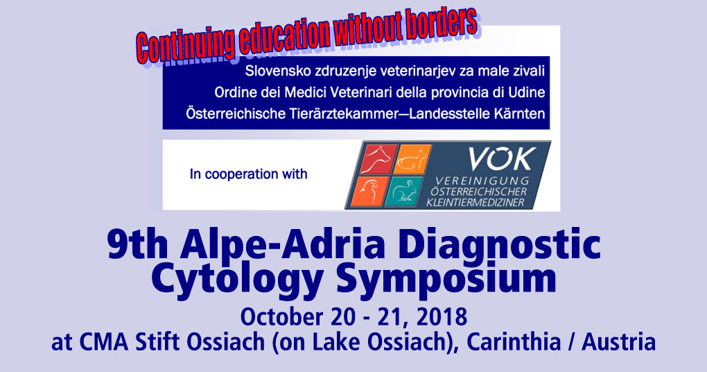 9th Alpe-Adria Diagnostic Cytology Symposium
