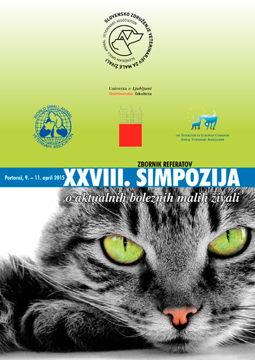 28. Simpozij o aktualnih boleznih malih živali