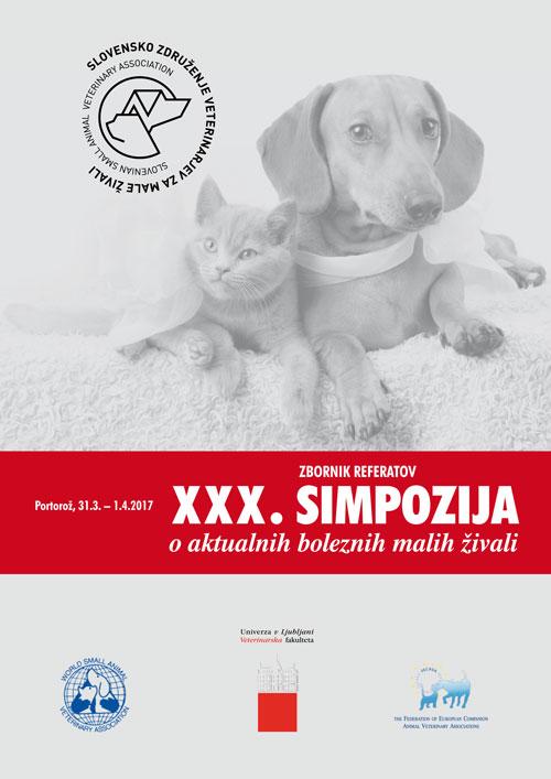 30. Simpozij o aktualnih boleznih malih živali
