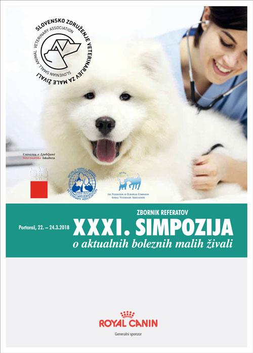 31. Simpozij o aktualnih boleznih malih živali