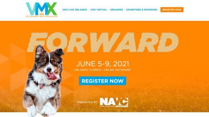 Vabljeni na VMX 2021 - Veterinary Meeting & Expo