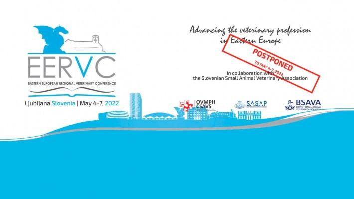 EERVC konferenca prestavljena v leto 2022